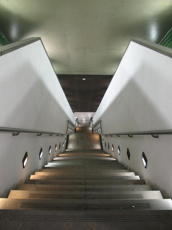 Escadaria para o Inferno. Stairway to Hell.
