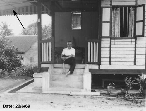 Kampong plants - garage