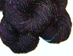 lambs, queen mermaid batts, and sock yarn 020