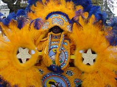 Mardi Gras Indian (Mark Gstohl) Tags: neworleans supersunday mardigrasindians
