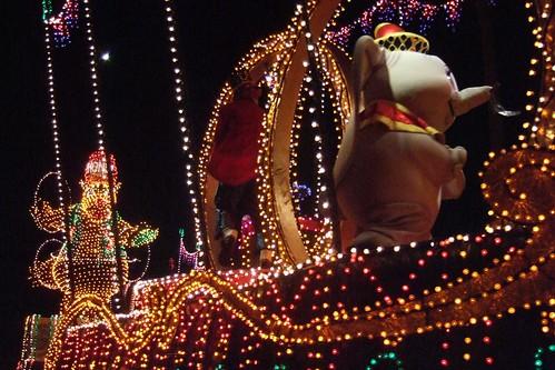 Disneyland July 2006 - Main Street Electrical Parade