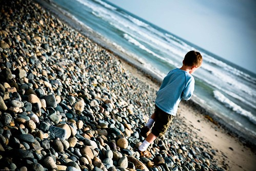 """A pile of rocks ceases to be a rock when somebody contemplates it with the idea of a cathedral in mind."" ~ A. de Saint-Exupery"