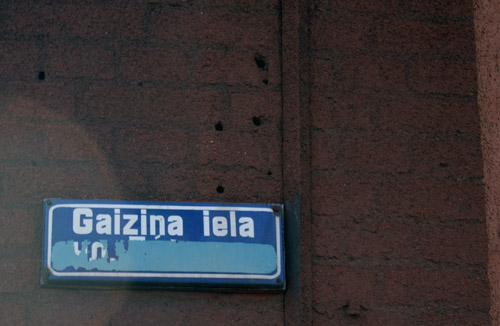Riga Abandoned