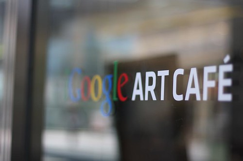 ART CAFE by Google