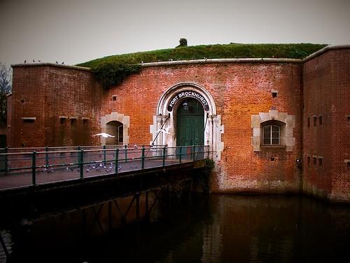 Fort Brockhurst Keep