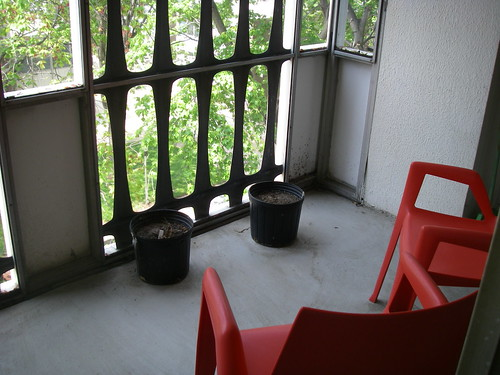 Empty Balcony 2