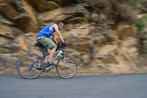 The Biker Dude