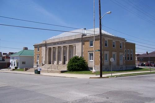 Greensburg Post Office