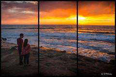La Jolla Sunset (Jay HTP) Tags: lajolla sunset coastline california southerncalifornia travel adventure explore photography nikonphotography nikond7000 behindthelens ocean expression htphotos htph0t0s