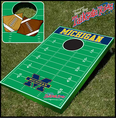 NCAA College Team Bean Bag Toss Games