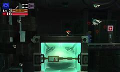 Cave Story 3D - Egg Level