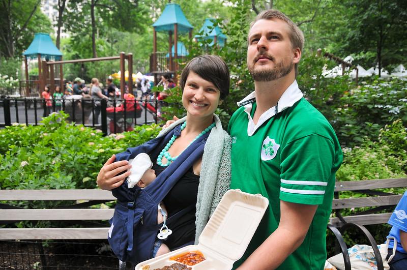 Big Apple BBQ Block Party 2011