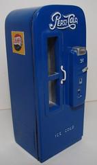 The Original Handcrafted 1:12 Scale Miniature Pepsi Machine (MiniatureMadness) Tags: miniatures miniature machine mini pepsi dollhouse sodamachine pepsimachine roombox oneinchscale miniaturedoll 112scale dollhouseminiature handcraftedminiature