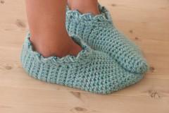 Crochet Easy Free Pattern Slipper   Free Patterns For Crochet