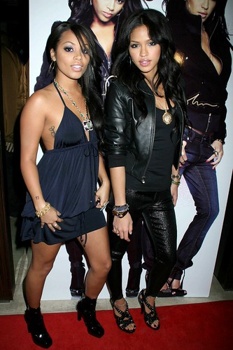 lauren london cassie