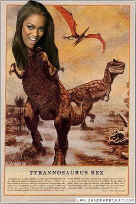 Tyra-nnasaurus Rex 1