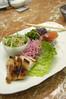 四種冷菜の盛り合わせ, 南国酒家, 渋谷桜ヶ丘店