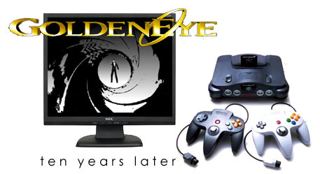 Goldeneye 007 N64 - 10 Years Later