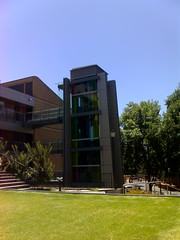 Adelaide Uni (mikecogh) Tags: modern design lift adelaideuniversity