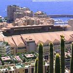 Many eco-roofs in Monaco