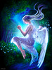 Angel (KPTools) Tags: woman cold love girl hope فرشته