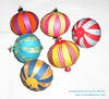 How To:  Paper Ornaments - Tutorial