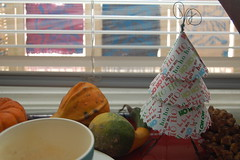scrap book ornaments