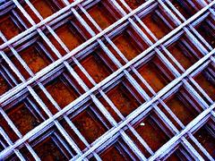 Frossen geometri - -  Frozen geometri (erlingsi) Tags: winter abstract texture norway nude grid norge vinter rust europa europe frost pattern mesh geometry hiver rusty norwegen surface minimal diagonal freeze invierno neige icy minimalism scandinavia corrosion rebar rima nue abstrakt rouille ghiaccio sunnmøre superficie noreg minimalista mønster rouillé armering forzen oberfläche skandinavia minimalisme superfície erlingsi ørsta naken erlingsivertsen tekstur enkelt rimet rebars frossen overflate 表面 isete armeringsjern oppervlakte korrosjon поверхность synnmøre abstractimagery powierzchnia норвегия vetrarveður vetrar rystene fullyfilled enkelhet επιφάνεια 표면 armeringsmatte heltfylt