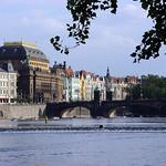 Prague: Vltava River