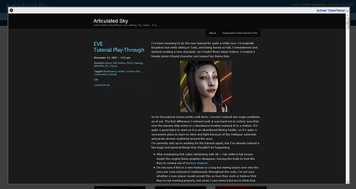 Articulated Sky › Manage Themes — WordPress_1197747504793