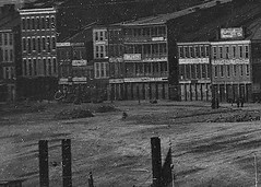 Cincinnati in 1848 (Cincinnati Kid 101) Tags: old ohio usa history love public america early kentucky cincinnati landing area americana riverfront daguerreotype domain 1848 riverboats tristate steamboats