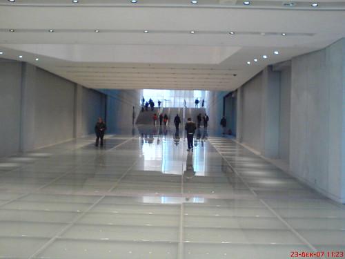 2007-12-23 - Μουσείον Ακροπόλεως - Διάδρομος