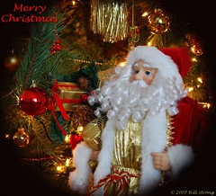Merry Christmas (Bill Strong) Tags: santa claus merrychristmas toallmyflickrfriends