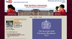 The British Monarchy is on YouTube