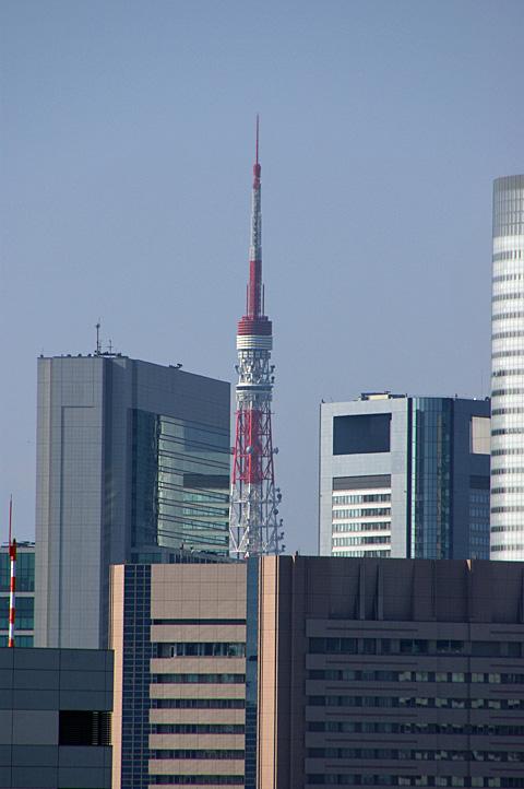 Tokyo Tower 300mm (TAMRON)