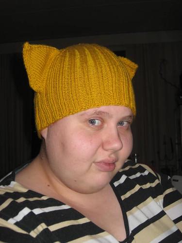 Laika's cap
