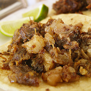 Eyeball Tacos (Tacos Nervios)