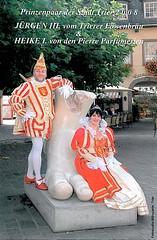 Jurgen III und Heike I 3 (RKDV Sint Hendrien, Afdeling Dansmari's) Tags: sint carnaval trier dansmariekes oeteldonk hendrien dansmaris dansmaries rkdv dansmari