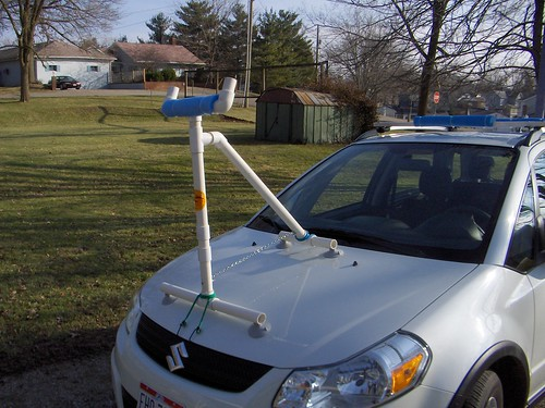 Hereu0027s My Setup Using Some Suction Cups. The Bungees Are For Extra  Insurance.