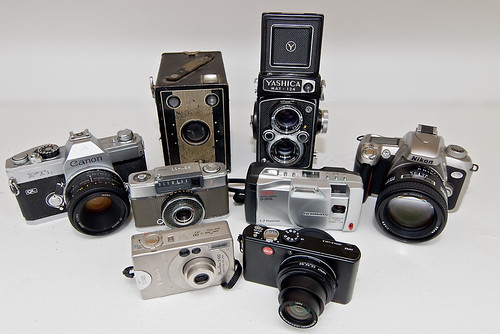 Camera Collection - 018