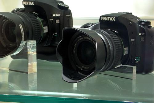 PENTAX K20D & K200D