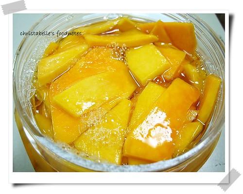 慶家泡菜醋釀南瓜