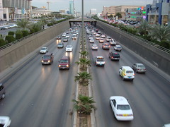 -  (Rami ) Tags: city traffic riyadh saudiarabia          kingfahdroad