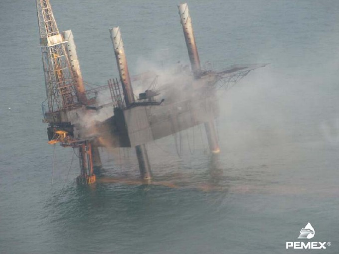 Usumacinta And Kab 101 Blowout Oil Rig Disasters