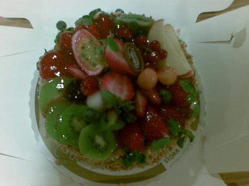 Friday cake