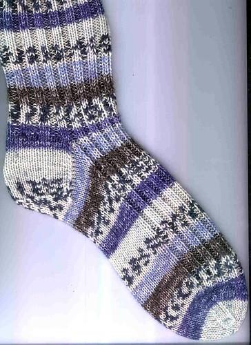 Nicole socks 3