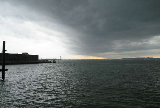 Red Hook Clouds