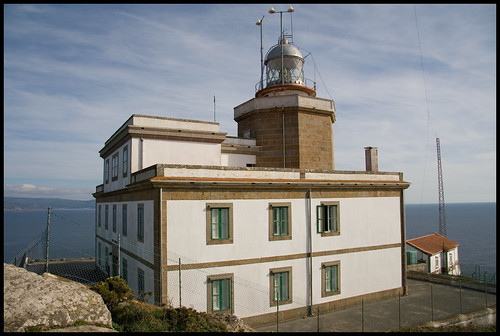 Lighthouse at Fisterra