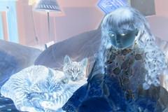 Living Doll Neg Image (portugita_norton) Tags: doll lola santaclaws livingdoll