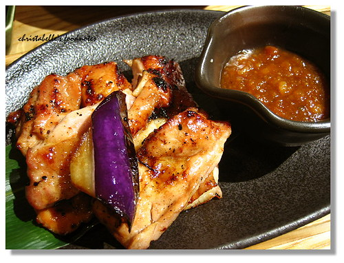 大戶屋味噌烤雞